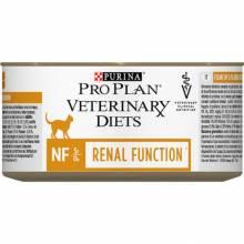 Влажный корм Purina Pro Plan Veterinary Diets NF Renal Function для взрослых кошек при заболеваниях почек - 195 г х 24 шт
