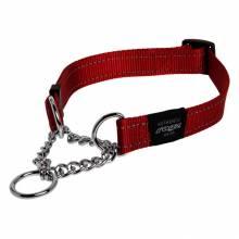Полуудавка для собак ROGZ Utility M-16мм (Красный)