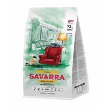 Savarra Indoor Adult Cat Сухой корм для взрослых кошек живущих в помещении с уткой и рисом 400 гр (2 кг) (15 кг)