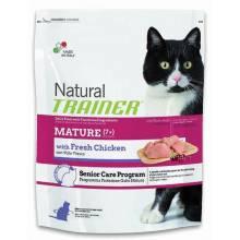 Trainer Natural Mature для кошек старше 7 лет - 1,5 кг