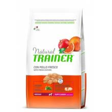 Сухой корм Trainer Natural Medium Puppy and Junior для щенков и юниоров средних пород - 3 кг