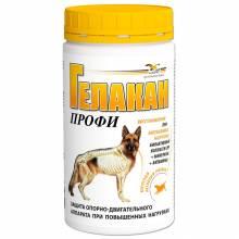 Гелакан Профи пищевая добавка для охотничьих, спортивных и рабочих собак - 500 г