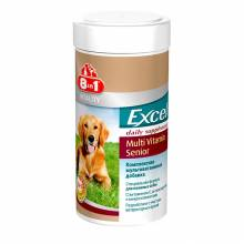 8 in1 Excel Multi Vitamin Senior Мультивитамины для пожилых собак - 70 таб.