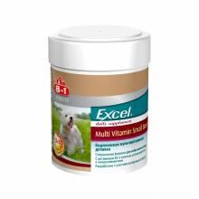 8 in1 Excel Small breed Multi Vitamin Мультивитамины для собак мелких пород - 70 таб.