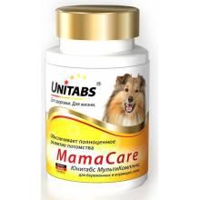Unitabs MamaCare c B9 витамины для беременных собак 100 таб.