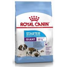 Royal Canin Giant Starter Mother & Babydog сухой корм для щенков гигантских пород в период отъема до 2-месячного возраста, сук в последней трети беременности и во время лактации - 4 кг (15 кг) (18 кг)