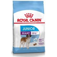 Royal Canin Giant Junior - корм для щенков гигантских пород от 8 до 18-24 месяцев 3,5 кг (15 кг) (17 кг)