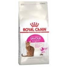 Royal Canin Savour Exigent сухой корм для взрослых привередливых кошек 2 кг (4 кг) (10 кг)