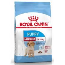 Royal Canin Medium Junior - корм для щенков средних пород от 2 до 12 месяцев 3 кг (15 кг)