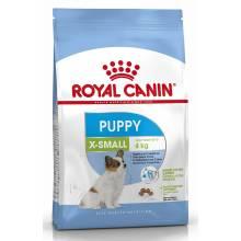 Royal Canin X-Small Puppy сухой корм для щенков миниатюрных размеров 1,5 кг (3 кг)