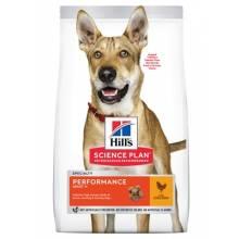 Hill's Adult Performance - сухой корм для взрослых активных собак 12 кг