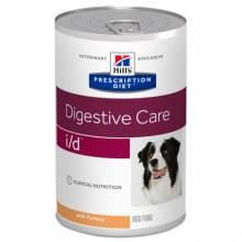 Hill's Prescription Diet i/d Digestive Care консеры для собак диета для поддержания здоровья ЖКТ с идейкой 360 гр х 12 шт.