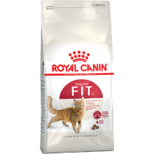 Royal Canin Fit 32 сухой корм для кошек живущих в помещении бывающих на улице 2 кг (4 кг) (15 кг)