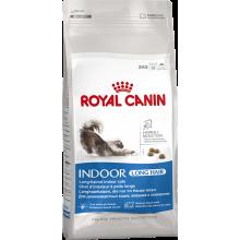 Royal Canin Indoor Long Hair 35 - сухой корм для кошек с длинной шерстью живущих в помещении 2 кг (10 кг)