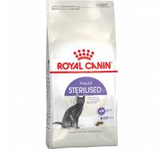 Royal Canin Sterilised 37 сухой корм для кастрированных котов и стерилизованных кошек от 1 года и до 7 лет - 2 кг (4 кг) (10 кг)