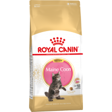 Royal Canin Feline Breed Nutrition Kitten Maine Coon 36 - cухой корм для котят породы Мейн-Кун 2 кг (4 кг) (10 кг)