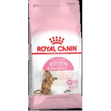 Royal Canin Kitten Sterilised сухой корм для стерилизованных котят - 2 кг (3,5 кг)