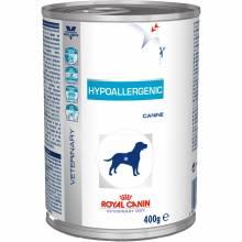 Royal Canin Hypoallergenic Canine гиппоаллергенный для питания взрослых собак, кроме беременных и кормящих - 400 гр х 12 шт.
