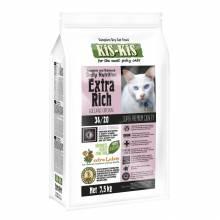 Kis-Kis Extra Rich сухой корм для взрослых кошек с чувствительным пищеварением - 500 г