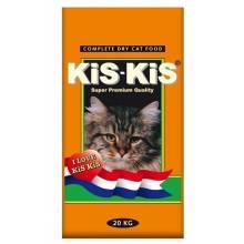 KiS-KiS Lamb Mix корм для взрослых кошек с ягненком - 20 кг