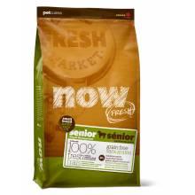 NOW Fresh Small Breed Grain Free сухой беззерновой корм для пожилых собак мелких пород с индейкой, уткой и овощами 2,72 кг (5,45 кг)