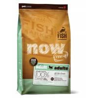 NOW Fresh Small Breed Grain Free сухой беззерновой корм для собак мелких пород с форелью, лососем и овощами 2,72 кг (5,45 кг) (11,35 кг)