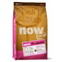 NOW! Fresh Grain Free Adult Cat Recipe холистик корм из филе индейки и утки для взрослых кошек 1,82 кг (3,63 кг) (7,26 кг)
