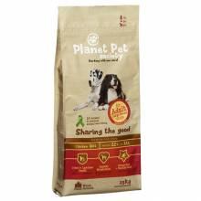Planet Pet Chicken & Rice For Adult Large Breed Dogs сухой корм для взрослых собак крупных пород с курицей и рисом 15 кг