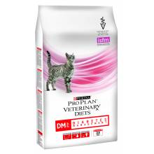 Purina Pro Plan Veterinary Diets Feline DM Diabetes Management dry для взрослых кошек при диабете - 1,5 кг